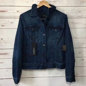 Liverpool jeans company denim jacket NWT